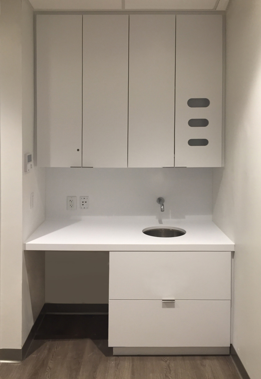 Futrus 174 Solutions With Corian 174 Design Hybrid System