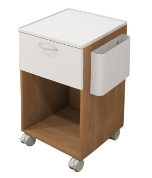Futrus® Solutions With Corian® Design | Bedside Cabinets