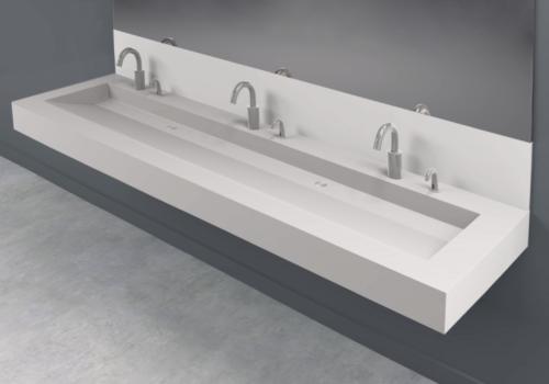 Futrus 174 Solutions With Corian 174 Design Trough Sinks