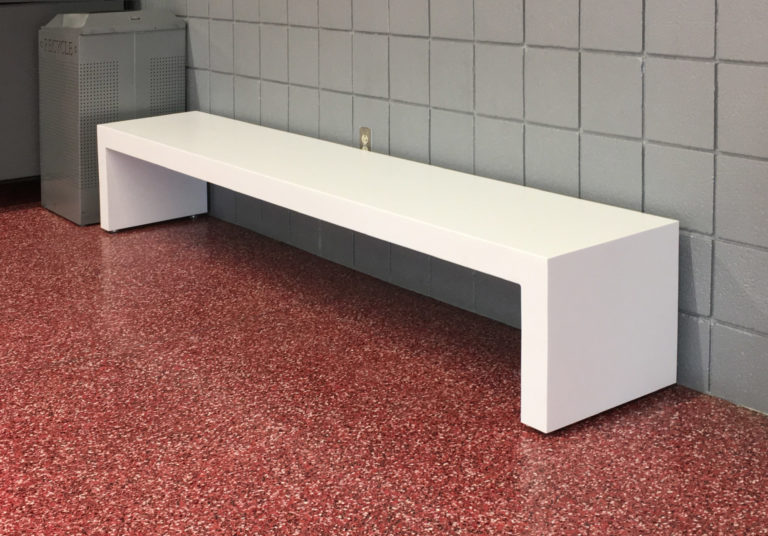 Adaptz Corridor Bench